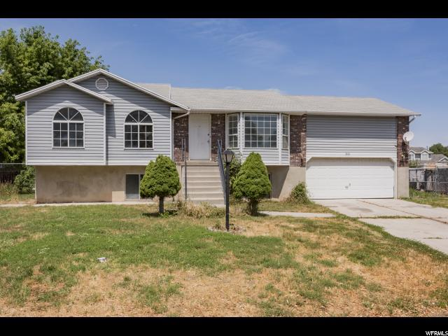 3352 W Lemay Ave, West Valley City, UT 84119 (#1617439) :: goBE Realty