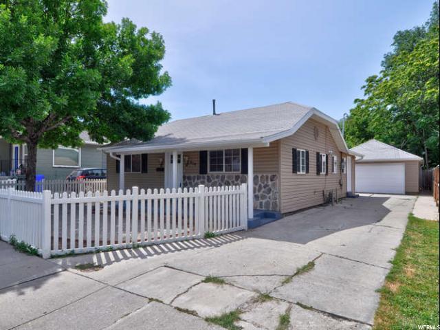 174 E Claybourne Ave, South Salt Lake, UT 84115 (#1617447) :: goBE Realty