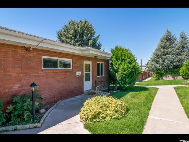 1765 E Lincoln Ln S #15, Holladay, UT 84124 (#1617450) :: Red Sign Team