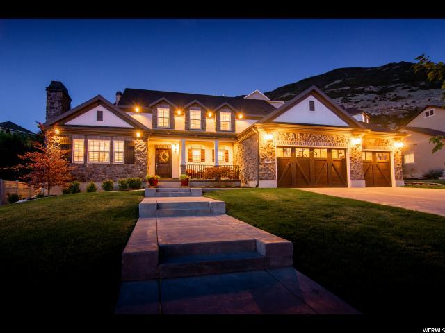12041 S Tuscany Creek Way E, Draper, UT 84020 (#1617457) :: Colemere Realty Associates