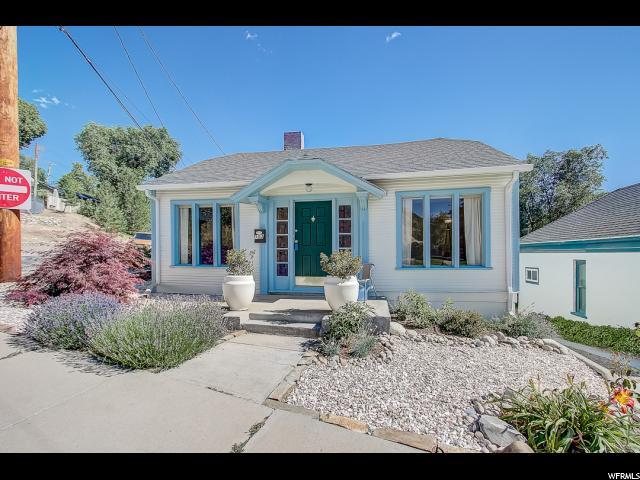 103 W Clinton Ave, Salt Lake City, UT 84103 (#1617465) :: Eccles Group
