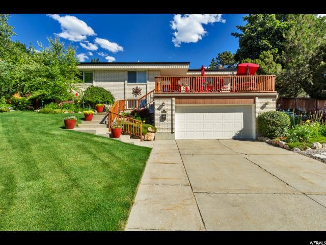 2530 E Catalina Dr S, Cottonwood Heights, UT 84121 (#1617479) :: Colemere Realty Associates