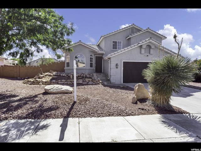 80 N 2040 E, St. George, UT 84790 (#1617490) :: Doxey Real Estate Group