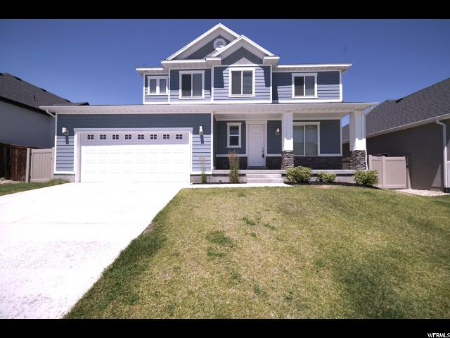 888 W Valley View Way N, Lehi, UT 84043 (#1617504) :: The Canovo Group