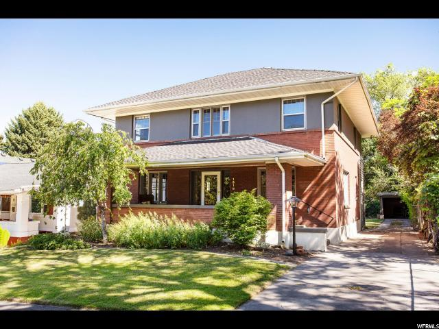 1318 25TH S, Ogden, UT 84401 (#1617505) :: goBE Realty
