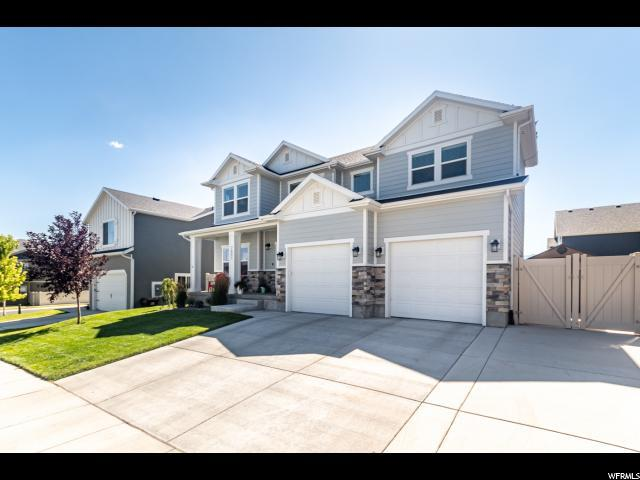 7897 N Oakwood Dr, Eagle Mountain, UT 84005 (#1617514) :: Von Perry | iPro Realty Network
