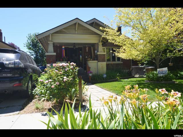 1138 E Sherman Ave S, Salt Lake City, UT 84105 (#1617522) :: goBE Realty