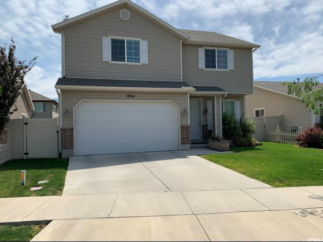 1066 N Skipton Dr, North Salt Lake, UT 84054 (#1617536) :: goBE Realty