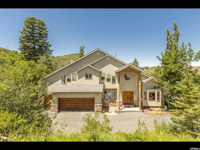 7440 N Buckboard Dr, Park City, UT 84098 (#1617539) :: Action Team Realty