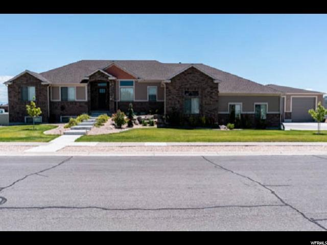 1988 S Cameron Dr, West Haven, UT 84401 (#1617540) :: goBE Realty