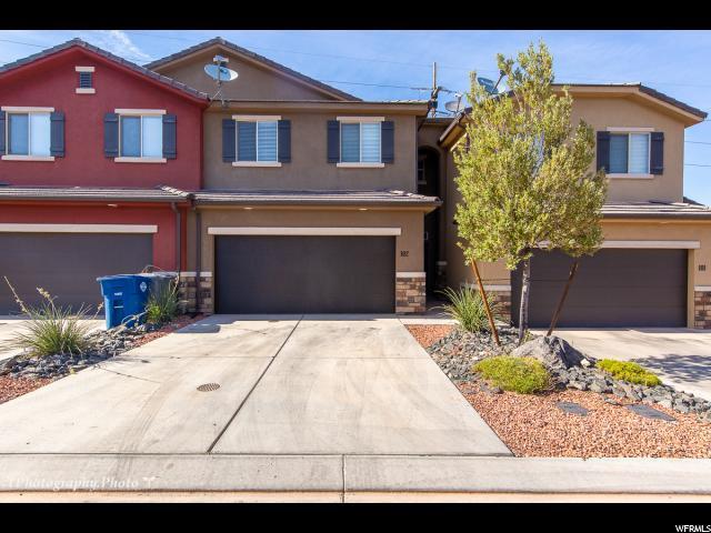 355 W 200 S #102, Washington, UT 84780 (#1617565) :: Doxey Real Estate Group