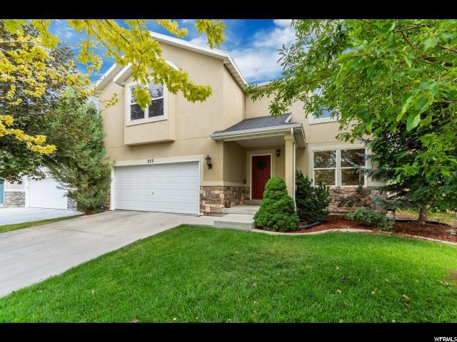 377 W Bricker Dr, Draper, UT 84020 (#1617597) :: Colemere Realty Associates
