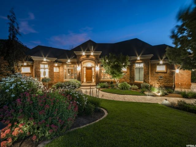 458 E Hidden Lake Dr S, Bountiful, UT 84010 (#1617616) :: Exit Realty Success