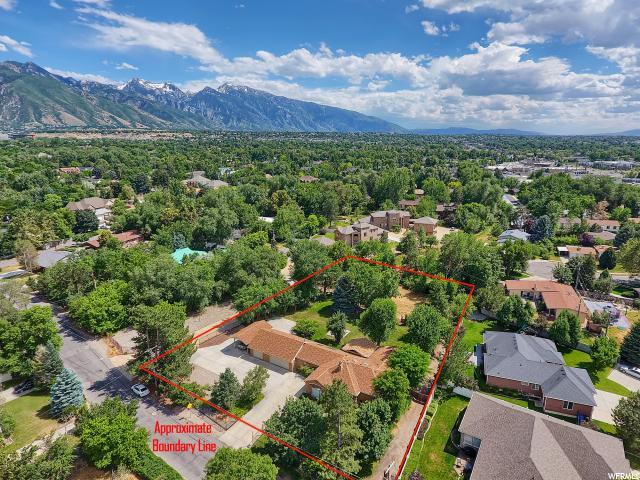 2106 E Fardown Ave S, Holladay, UT 84121 (#1617627) :: Powerhouse Team | Premier Real Estate