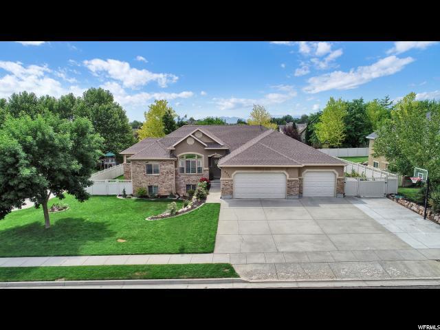 3251 N 750 W, Pleasant View, UT 84414 (#1617641) :: Keller Williams Legacy