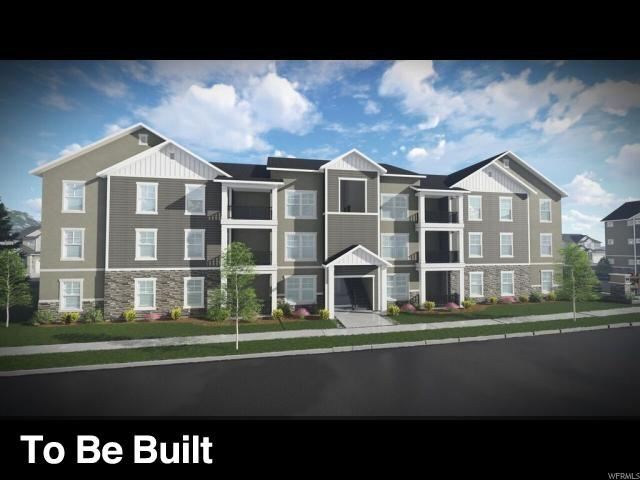 1761 W Terra Vista Ln F202, Saratoga Springs, UT 84045 (#1617647) :: Big Key Real Estate