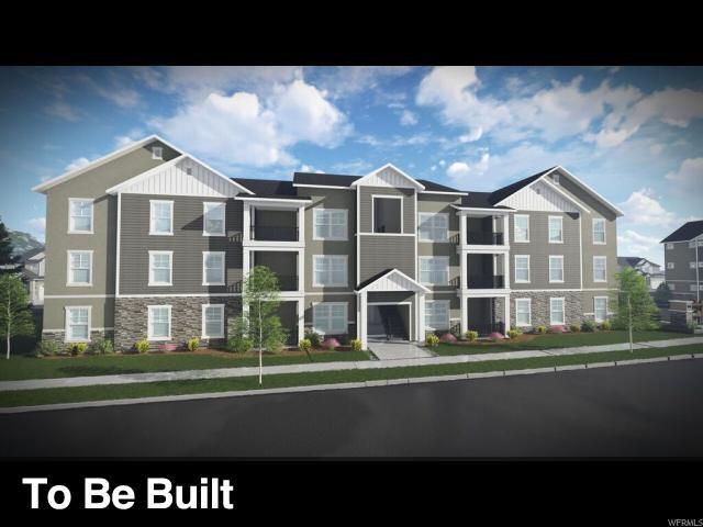 1761 W Terra Vista Ln F303, Saratoga Springs, UT 84045 (#1617668) :: Big Key Real Estate