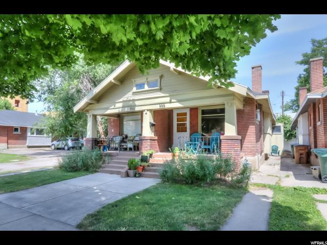 553 S 500 E, Salt Lake City, UT 84102 (#1617673) :: Exit Realty Success