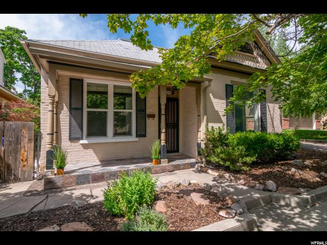 1141 E Garfield Ave, Salt Lake City, UT 84105 (#1617687) :: The Fields Team