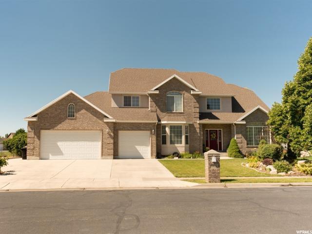 963 W Ruby Way N, West Bountiful, UT 84087 (MLS #1617689) :: Lawson Real Estate Team - Engel & Völkers