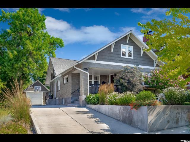 1329 E Roosevelt Ave, Salt Lake City, UT 84105 (#1617694) :: The Fields Team