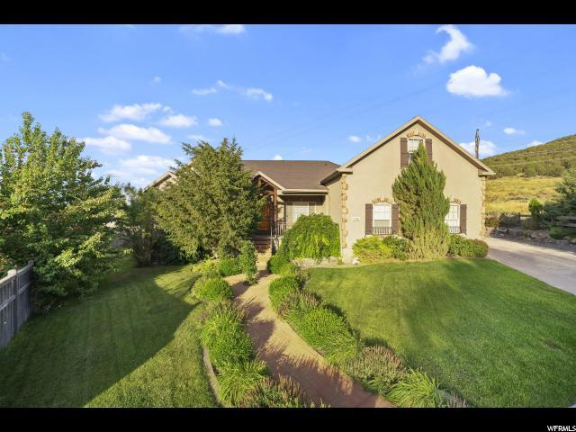 7518 N Darnaway Ct, Eagle Mountain, UT 84005 (#1617696) :: Von Perry | iPro Realty Network