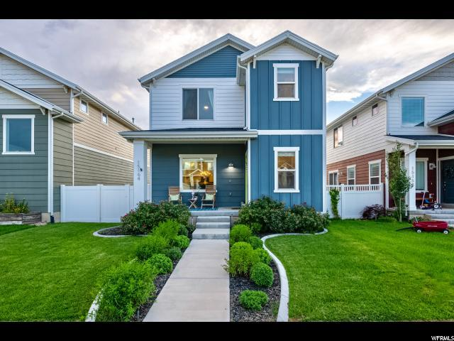 15164 Battle Dr, Bluffdale, UT 84065 (#1617706) :: Colemere Realty Associates