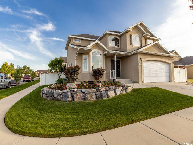 6723 Spring Oak Dr, West Jordan, UT 84081 (#1617712) :: Colemere Realty Associates