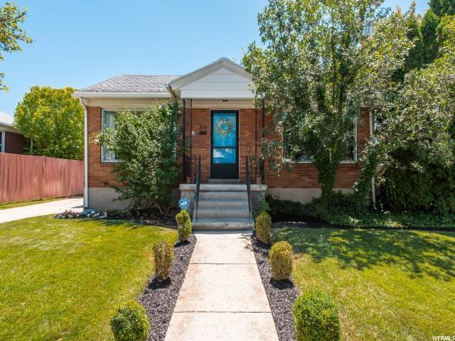 918 E Mark Ave, Salt Lake City, UT 84106 (#1617716) :: Exit Realty Success