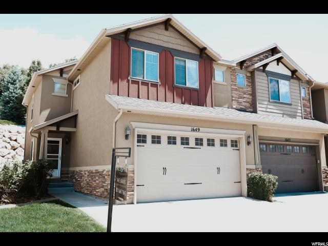 1649 Hollyhock Cir, Farmington, UT 84025 (MLS #1617723) :: Lawson Real Estate Team - Engel & Völkers