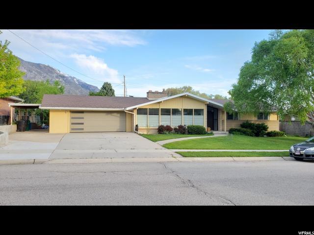 590 E Sumac, Provo, UT 84604 (#1617733) :: Big Key Real Estate