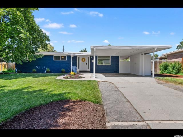1019 E 5700 S, Murray, UT 84121 (#1617736) :: Powerhouse Team | Premier Real Estate