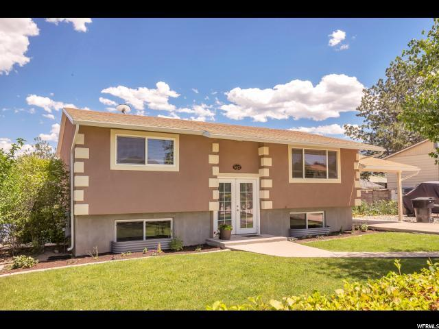 662 N 700 E, Payson, UT 84651 (#1617771) :: Doxey Real Estate Group