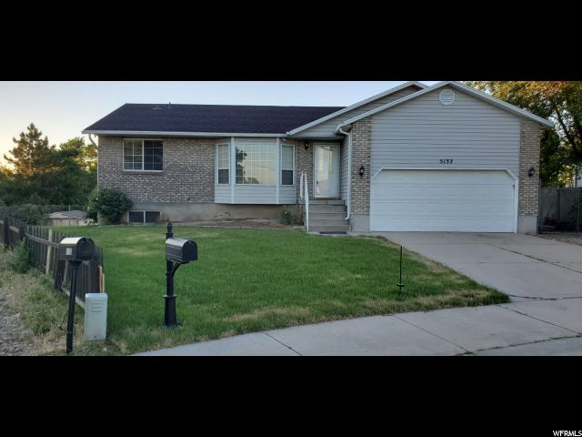 5132 S Morgan Wood Bay, Kearns, UT 84118 (#1617776) :: RE/MAX Equity