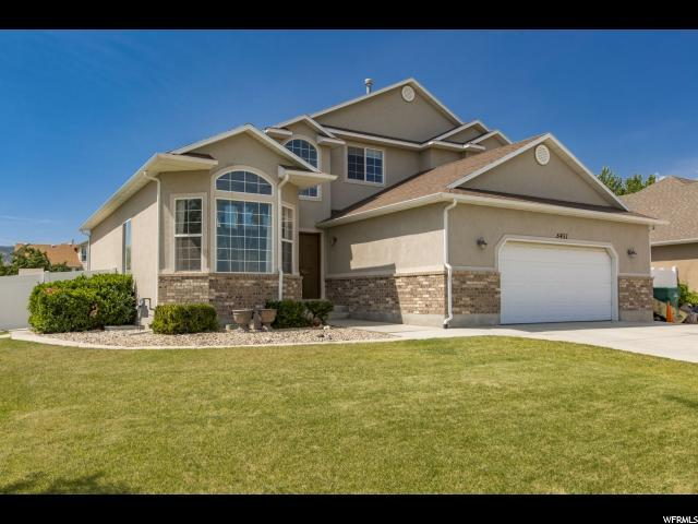 5451 W Rosewater Dr S, Riverton, UT 84096 (#1617797) :: Red Sign Team