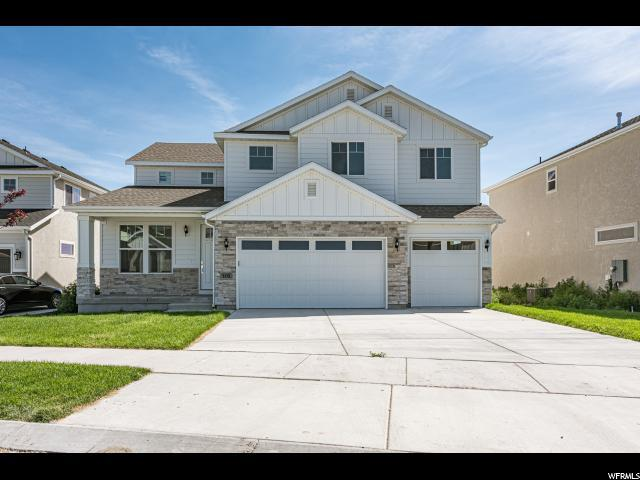 101 W Syracuse Rd, Vineyard, UT 84059 (#1617806) :: Doxey Real Estate Group