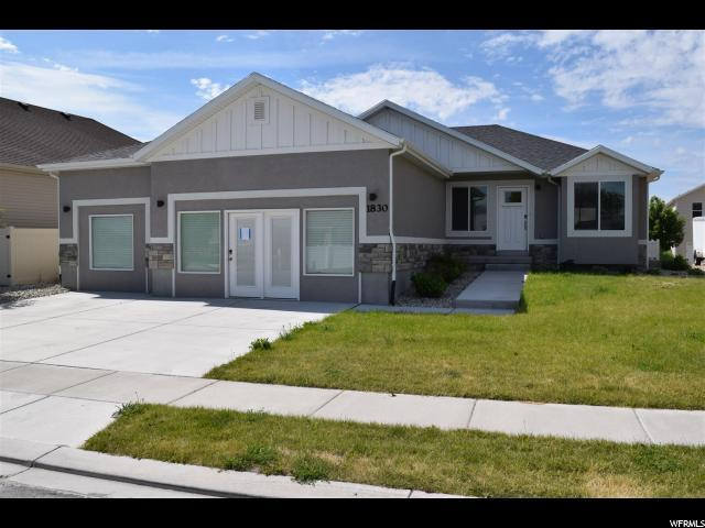 1830 E Cedar Trails Way, Eagle Mountain, UT 84005 (#1617827) :: Von Perry | iPro Realty Network