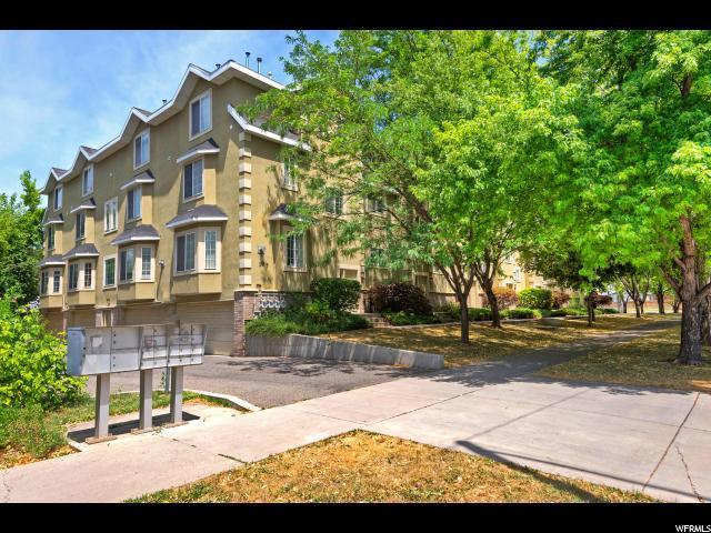 379 E 600 S #11, Salt Lake City, UT 84111 (#1617836) :: Colemere Realty Associates