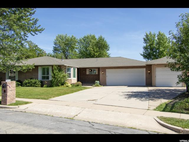 764 E Village Way, Fruit Heights, UT 84037 (#1617839) :: Red Sign Team