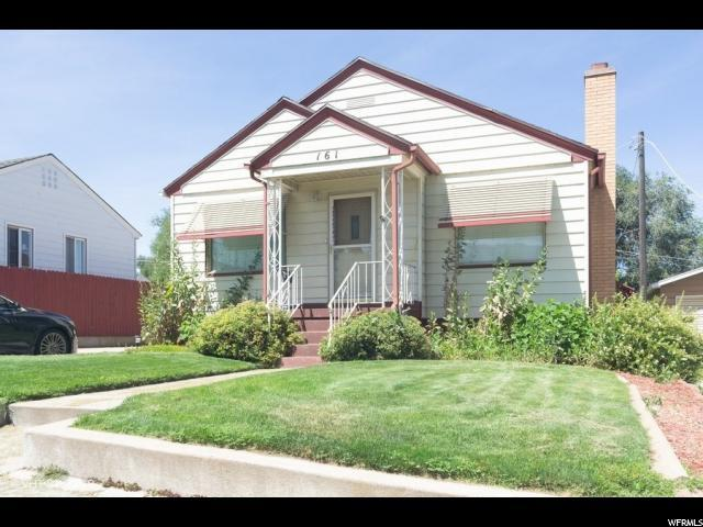 161 Country Club Dr, South Ogden, UT 84403 (#1617852) :: Red Sign Team