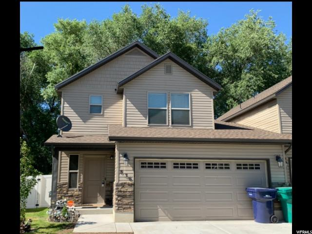 836 E Quinn Ct, Ogden, UT 84404 (#1617853) :: Keller Williams Legacy