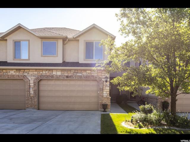 4675 S Garden Spring Ln E, Salt Lake City, UT 84117 (#1617857) :: Colemere Realty Associates