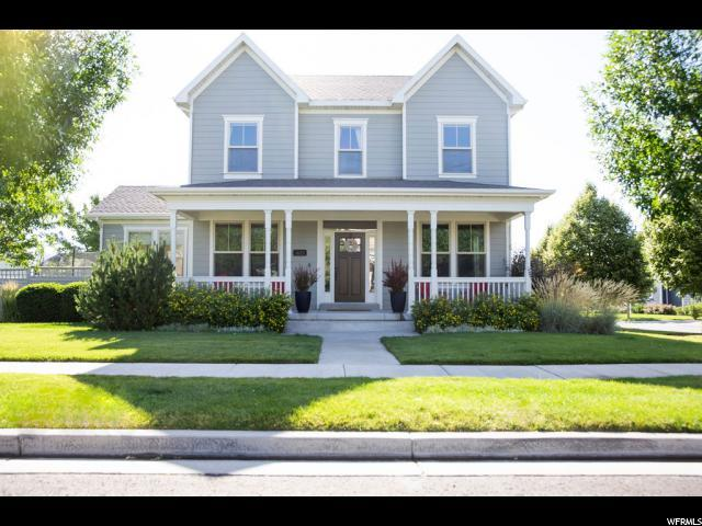 11123 S Sunup Way W, South Jordan, UT 84009 (#1617881) :: Exit Realty Success