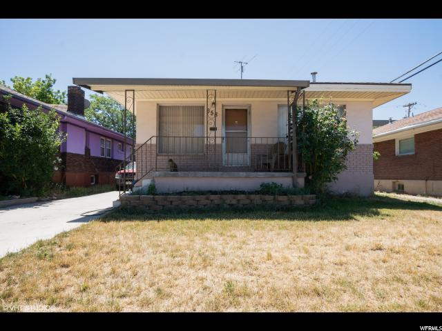 658 E Redondo Ave S, Salt Lake City, UT 84105 (#1617883) :: The Fields Team