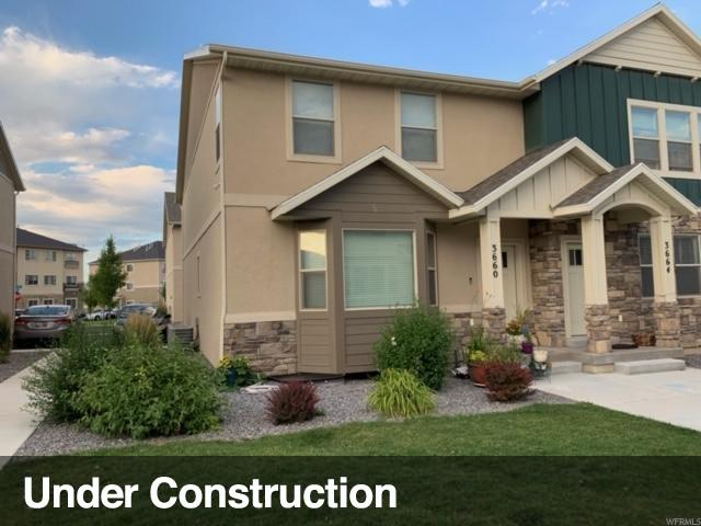 3660 E Quartz Creek Ln E #20, Eagle Mountain, UT 84005 (#1617893) :: Von Perry | iPro Realty Network