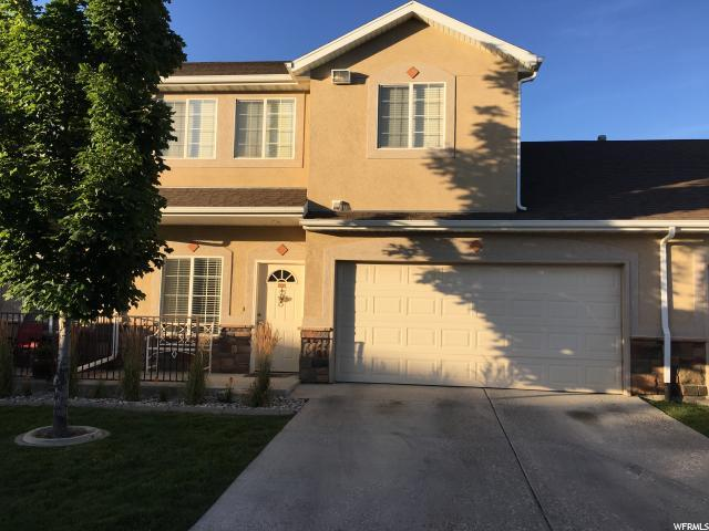 8779 S Placerville Cv, West Jordan, UT 84081 (#1617905) :: Colemere Realty Associates