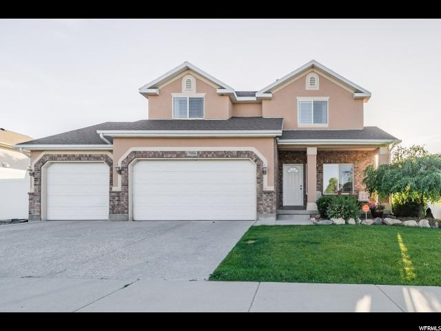 7956 Cricket Ln, West Jordan, UT 84081 (#1617913) :: Colemere Realty Associates