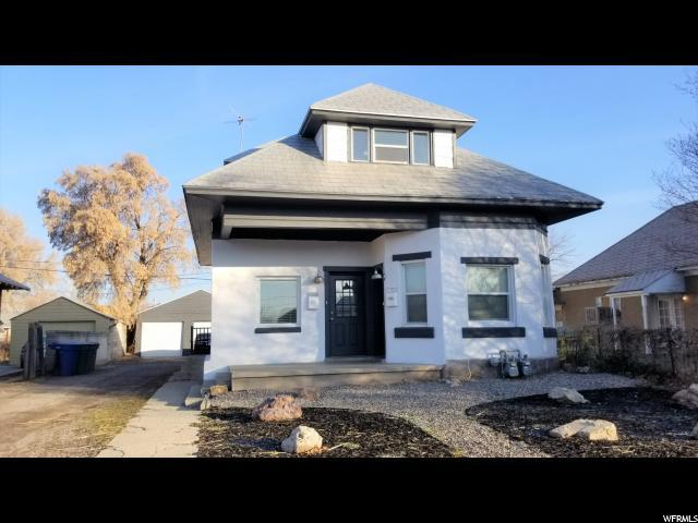 425 E Garfield S, Salt Lake City, UT 84115 (#1617916) :: Exit Realty Success