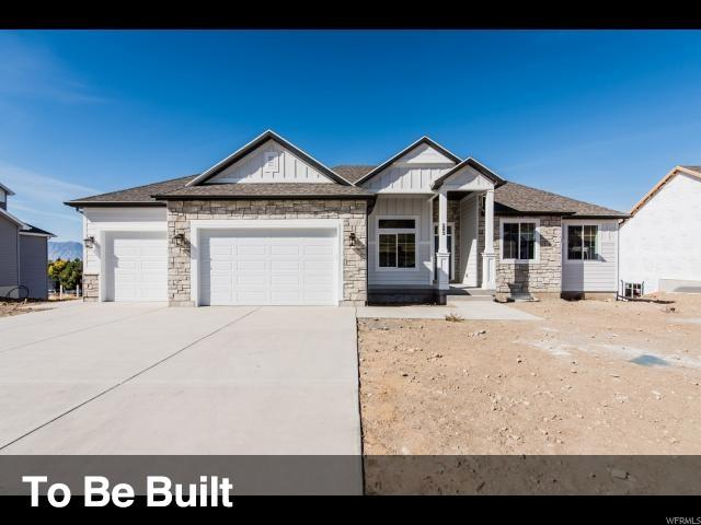 3596 S 250 W, Nibley, UT 84321 (#1617917) :: Red Sign Team