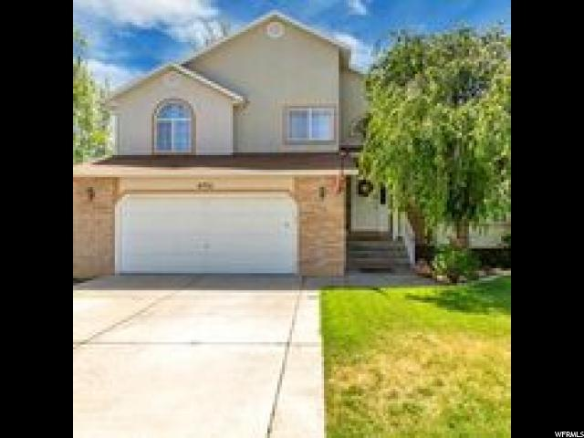 4751 W Summit Valley Dr, West Jordan, UT 84088 (#1617926) :: Colemere Realty Associates